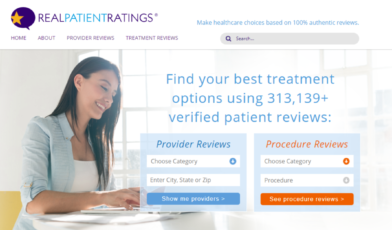Real Patient Ratings Satisfaction Survey