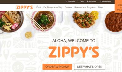 Zippy's Guest satisfaction survey