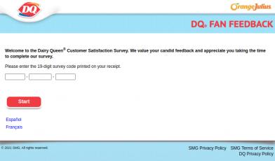 DQFan Feedback Survey Logo