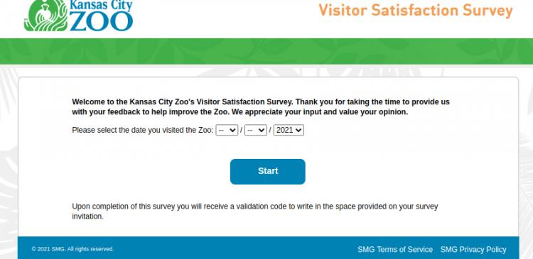 Kansas City Zoo Visitor Survey